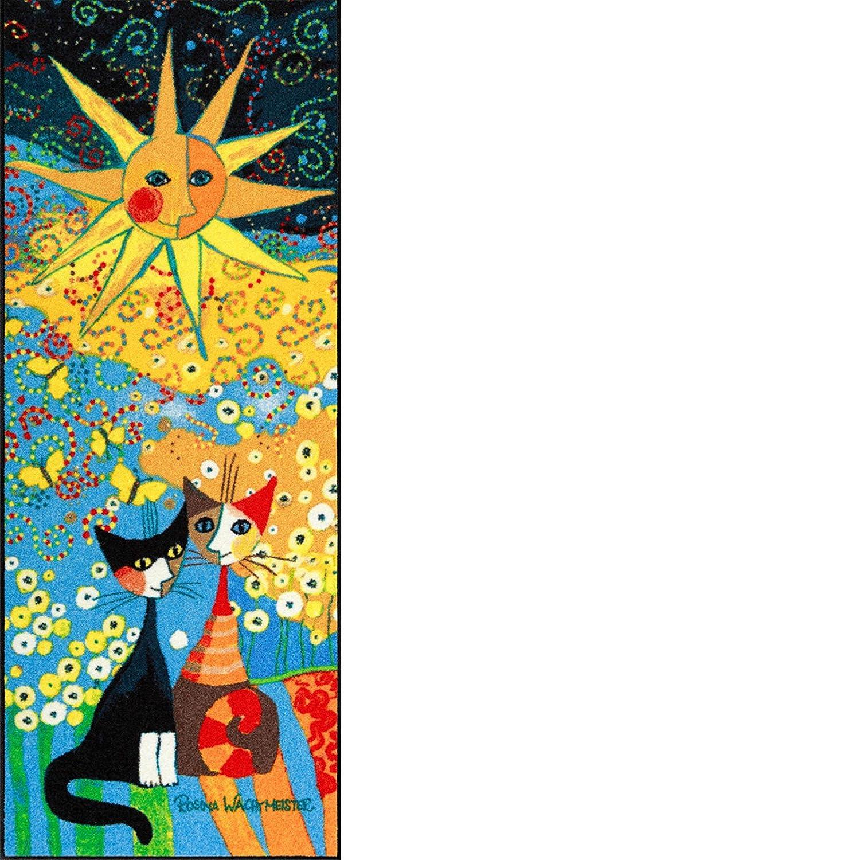 Salonloewe Fußmatte - multicolore - 75x190 cm Rosina Wachtmeister