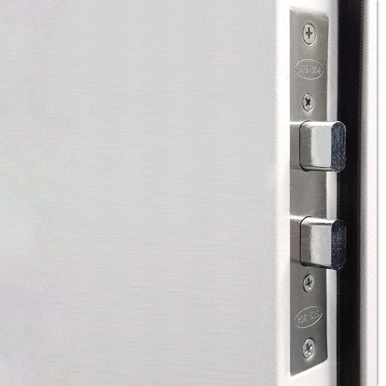 Lathams 6 Panel Heavy Duty High Security Steel Door
