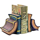 Book Shaped Book Ends Book Library Heavy Duty