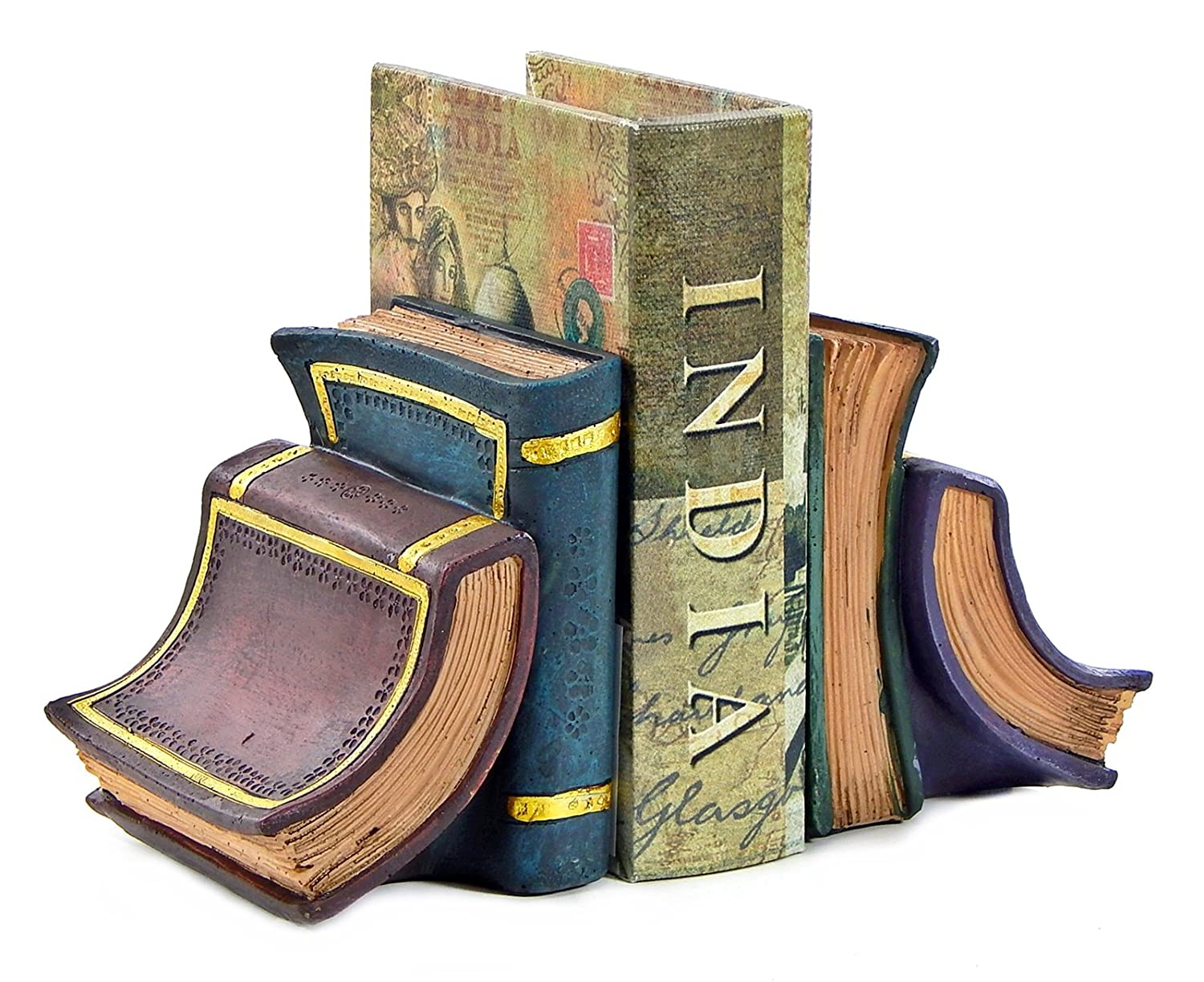 Book Shaped Book Ends (Heavy Duty)