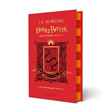 Harry Potter and the Chamber of Secrets: Gryffindor Edition Red
