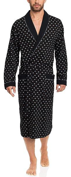 Timone Bata Larga Vestidos de Casa Hombre N1TH1N: Amazon.es: Ropa y accesorios