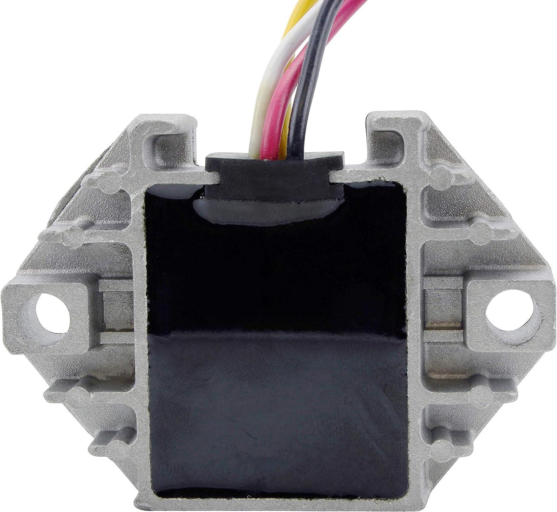Voltage Regulator Rectifier For Yamaha YFZ 450 2004 2005 2006 2007 ...
