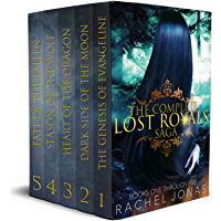The Complete Lost Royals Saga (Seaton Falls Academy Box Set) (English Edition)