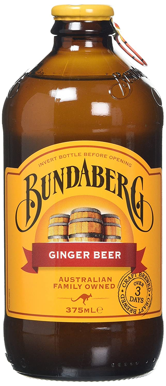Bundaberg Ginger Beer 375 Ml Pack Of 15 Amazon Co Uk Grocery