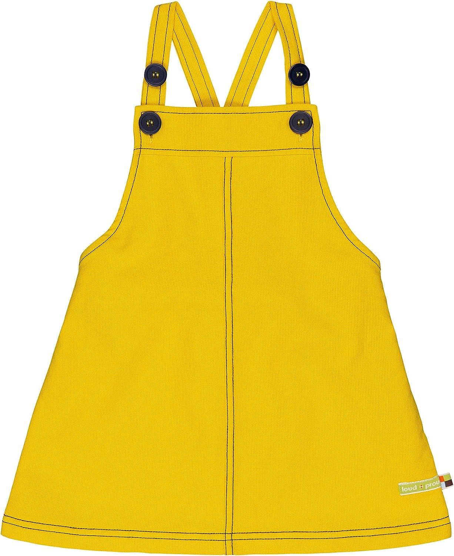Gots Zertiziziert Proud Kleid Rippenstruktur Aus Bio Baumwolle Loud Robe B/éb/é Fille