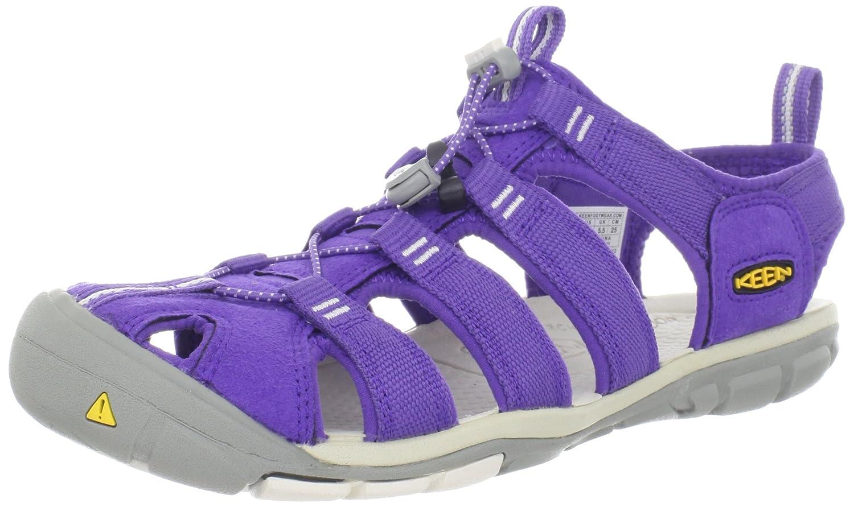 [キーン] サンダル Clearwater CNX 22.5 cm Ultra Violet/W White B008JE9MGC