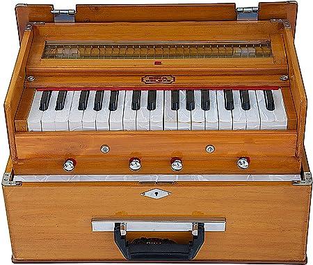 23B Deluxe Harmonium 2 1/2 octavas 32 teclas pequeño portátil ...