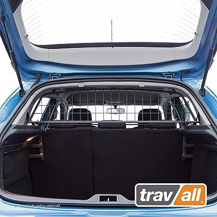 Travall Guard Hundegitter Tdg1351 Maßgeschneidertes Trenngitter In Original Qualität Auto