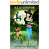 Son of a Witch (Crypt Witch Cozy Mystery Series Book 5)