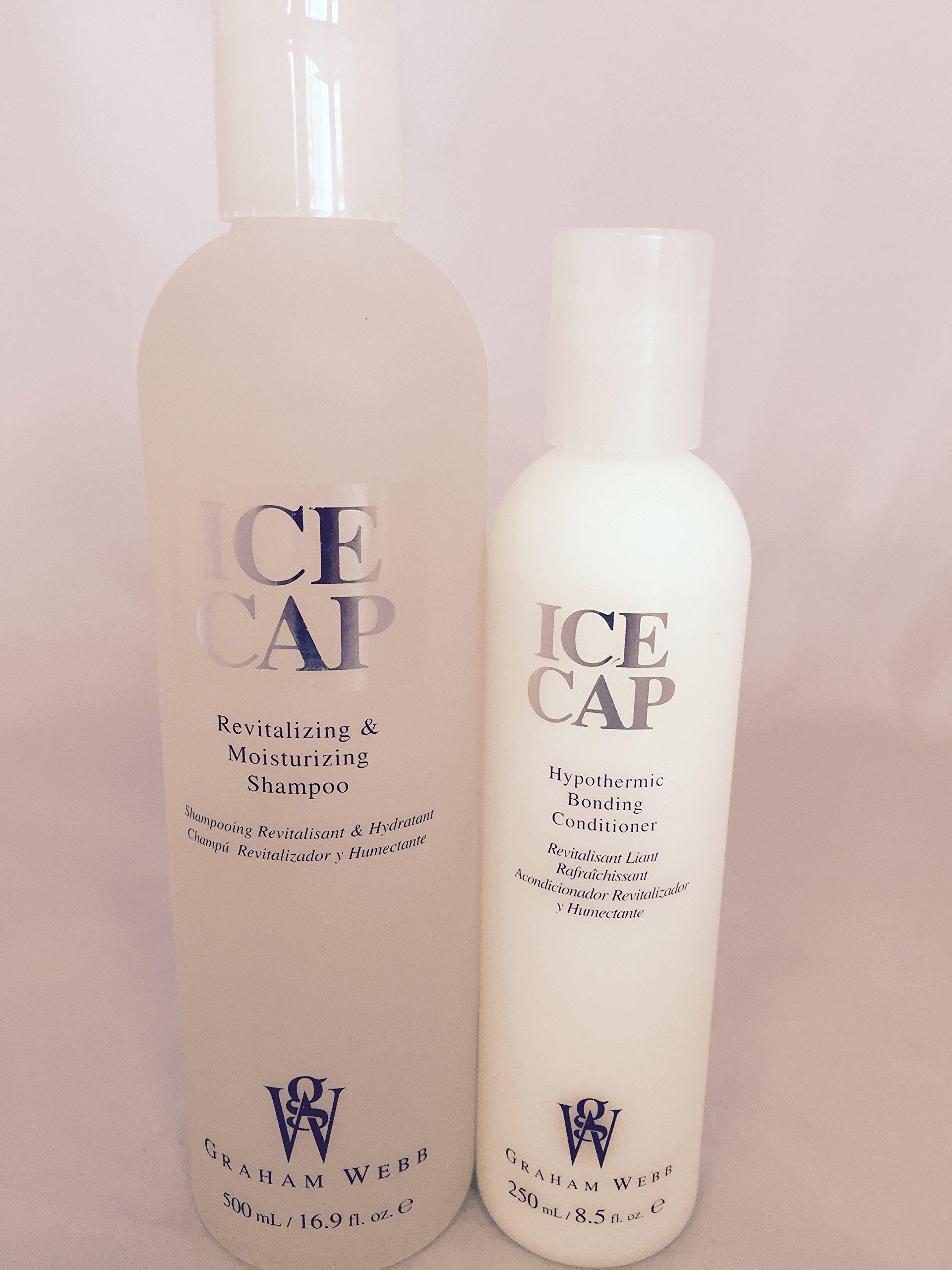 Amazon Ice Cap Shampoo and Conditioner Set by Graham Webb 8 5