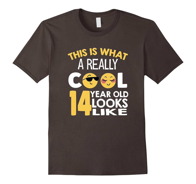 14th Birthday Tee Shirt Teen T-Shirts Gifts For Boys Girls-PL
