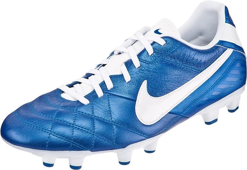 inercia amplio Rebajar  Nike Tiempo Natural IV LTR FG - Soar/Blanco, Soar/Blanco, 7 Narrow:  Amazon.com.mx: Ropa, Zapatos y Accesorios