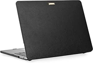 PROXA MacBook Pro 13 inch Case Released 2020, Splendor Series, Hardshell Case Cover for MacBook Pro 13 inch 2020, A2289/A2251-Classic Black
