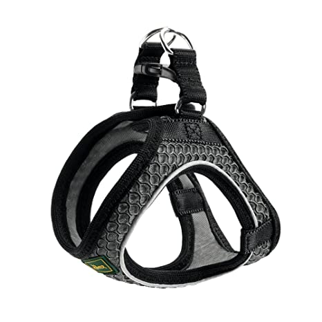 Hunter Arnés Hilo Comfort Malla 3D Reflectante Talla XS (Gris ...