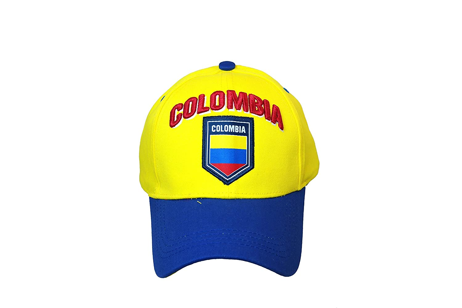Amazon.com   Colombia Soccer Team Authentic Official Licensed Soccer ... 64ff4bddd6c