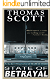 STATE OF BETRAYAL: A Thriller (Virgil Jones Mystery, Thriller & Suspense Series Book 2) (English Edition)