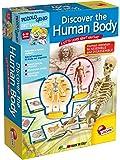 Piccolo Genio E50147 I'M A Genius Discover The Human Body, Multi Colour, One Size