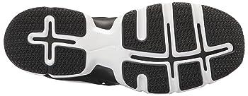 Men's Lunar Fingertrap Trainer Sneaker, White-Black, 6.5 Regular US