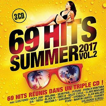 e57726ad2e63 Various - 69 Hits Summer 2017, Vol. 2 - Various: Amazon.de: Musik