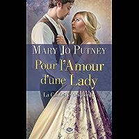 Pour l'amour d'une Lady: La Confrérie des Lords, T2 (French Edition)