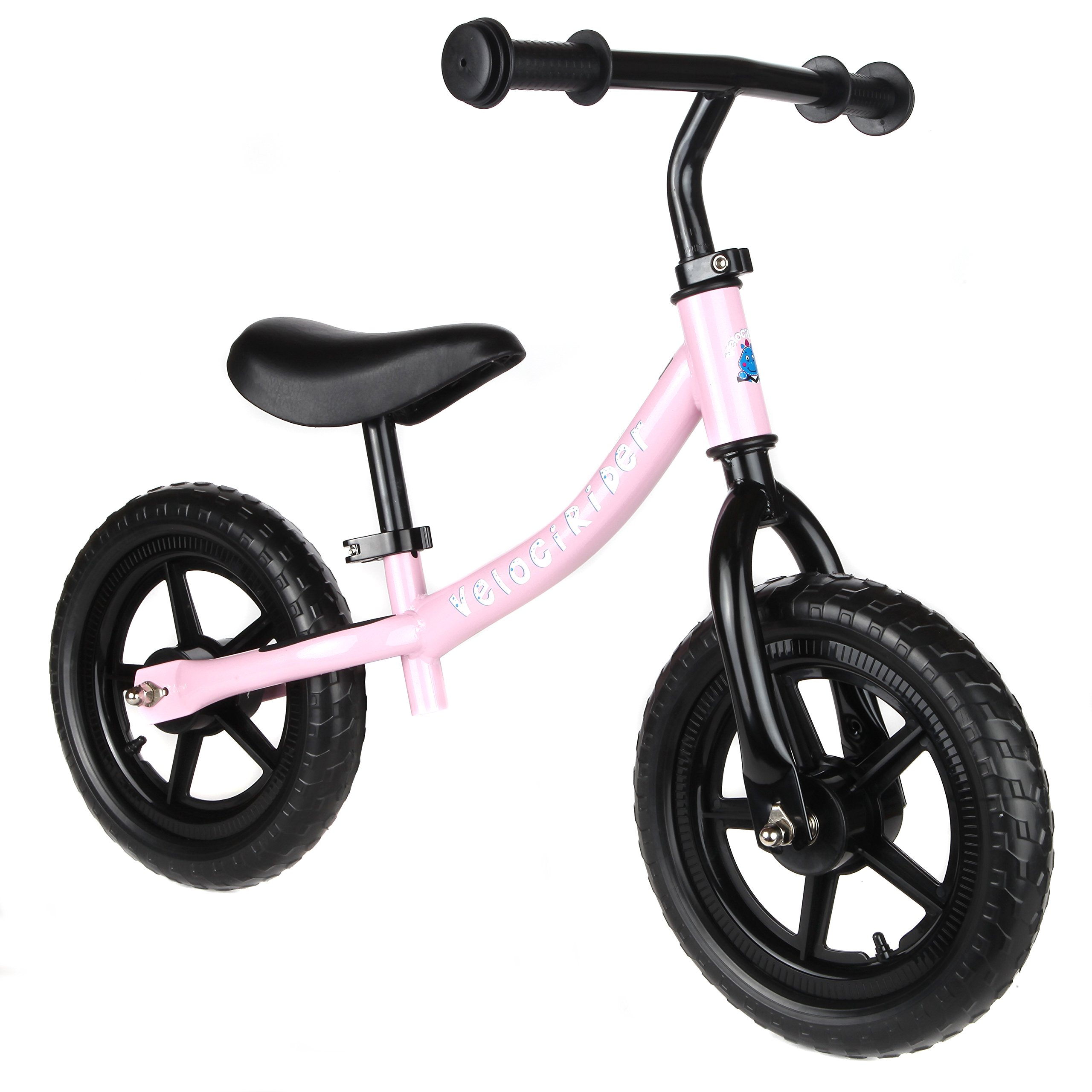Best Balance Bike for Kids and Toddlers - Boys and Girls Self Balancing Bicycle with No Pedals is Perfect for Training Your 18 Month Old Child - Classic Run Bikes for Balance Training (Cotton Candy)