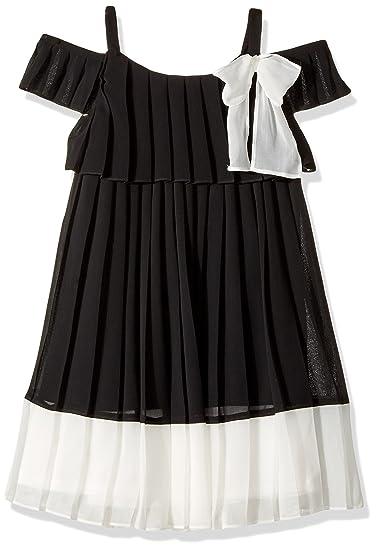 Amazon Bonnie Jean Girls Cold Shoulder Dress Clothing