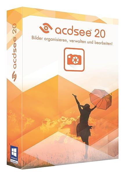 الكمبيوتر ACDSee 20.4 Build