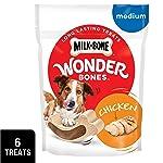 Milk-Bone Wonderbones Medium Dog Treats 533g