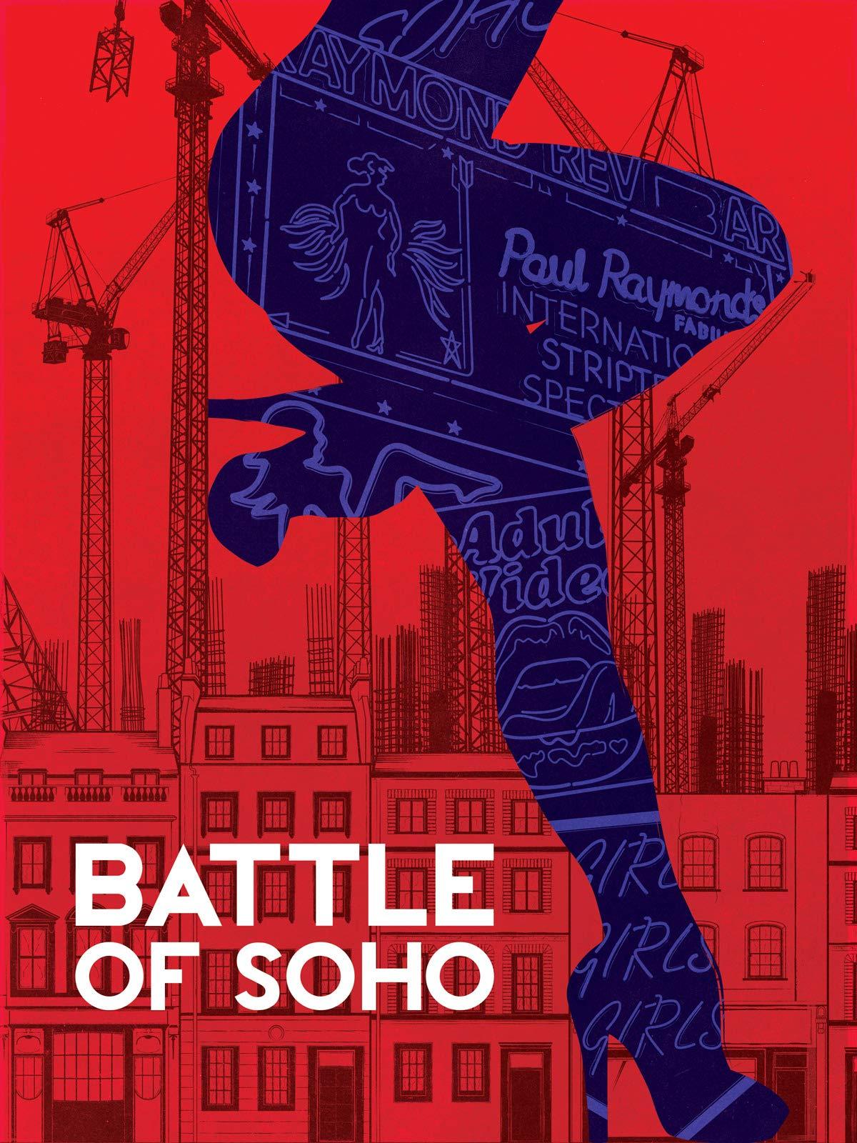 Battle of Soho on Amazon Prime Video UK