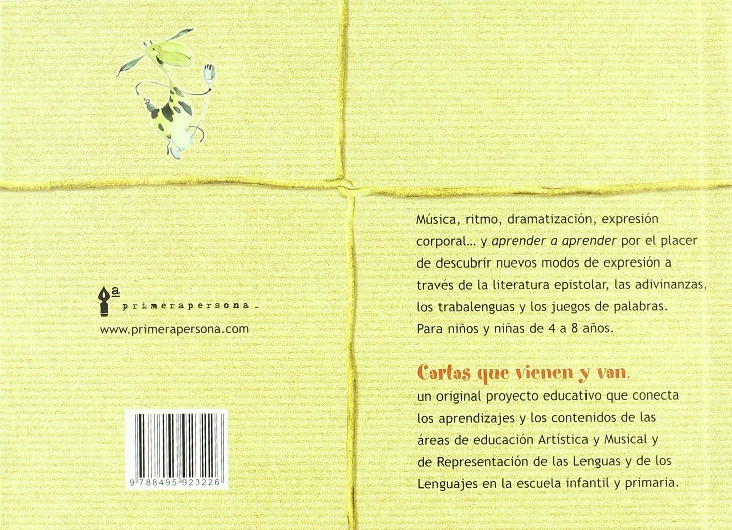 Cartas que vienen y van: Susa Herrera Ruiz: 9788495923226 ...