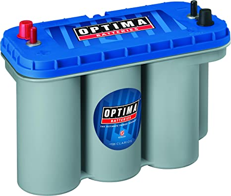 Optima D31M BlueTop Starting And Deep Cycle Battery