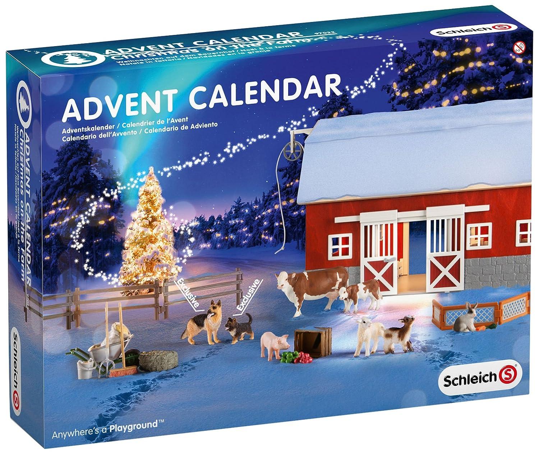 Schleich - Calendario de adviento (97022)