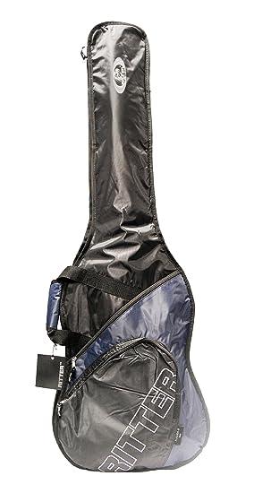 Ritter 5 mm bolsa de densidad Junior para guitarra eléctrica - negro/Ocean - Funda guitarra acústica RJG-300: Amazon.es: Instrumentos musicales
