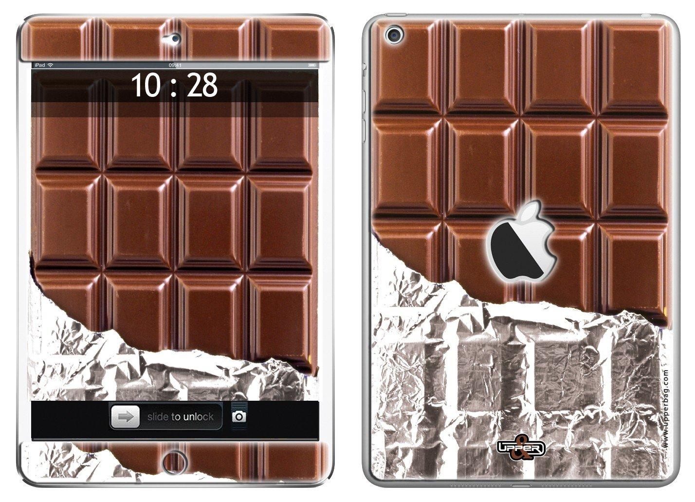 Upper Bag Carcasa 3D iPad Mini Sweety Chocolate Milk: Amazon.es ...