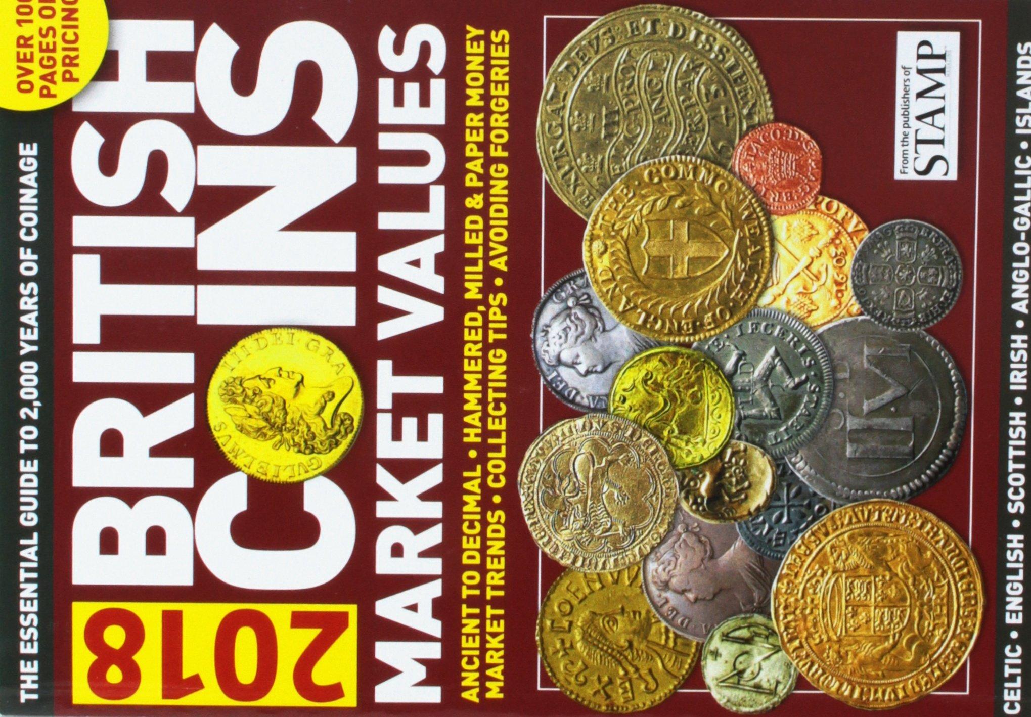 British Coins Market Values 2018: Amazon co uk: Guy Thomas