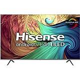 "Hisense 50U68G- 50"" Smart 4K ULED Android TV with Quantum Dot Technology (Canada Model) (2021) Black"