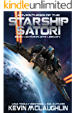 Adventures of the Starship Satori: Book 1-6 Complete Library (English Edition)