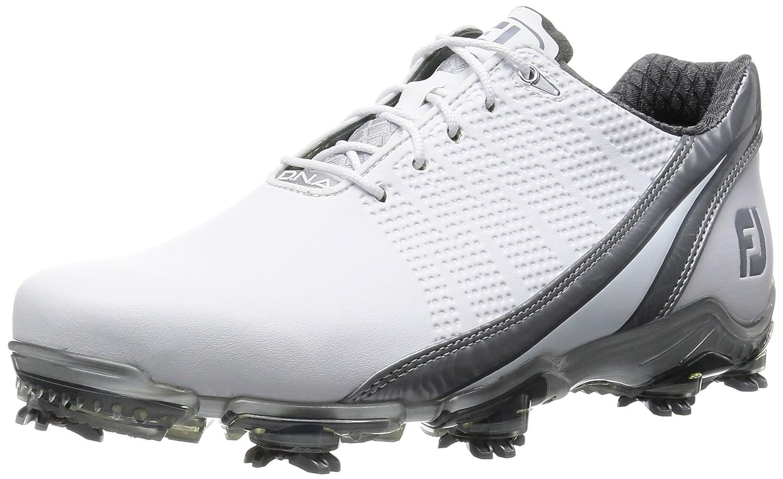 [フットジョイ] FootJoy ゴルフシューズ DNA B013ODFVFS 27.0 cm Wide|ホワイト/シルバー2016モデル ホワイト/シルバー2016モデル 27.0 cm Wide