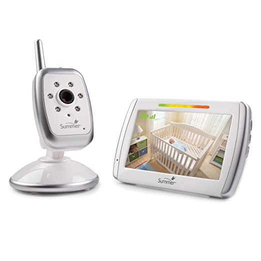 Summer Infant Wide View Video Baby Monitor Review