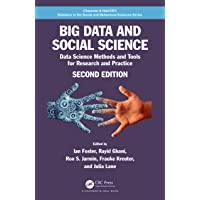 Big Data and Social Science: Data Science Methods and Tools for Research and Practice