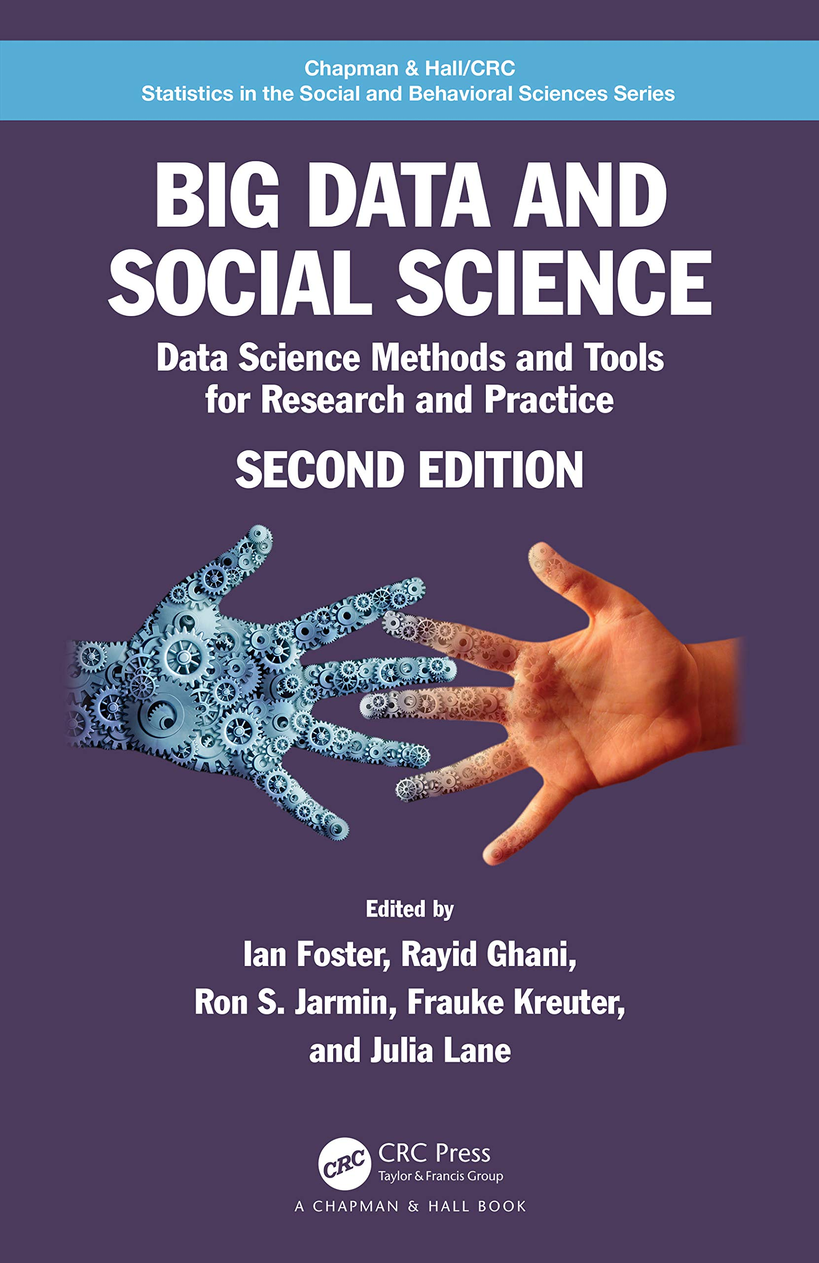 Big Data and Social Science: Data Science Methods and Tools ...