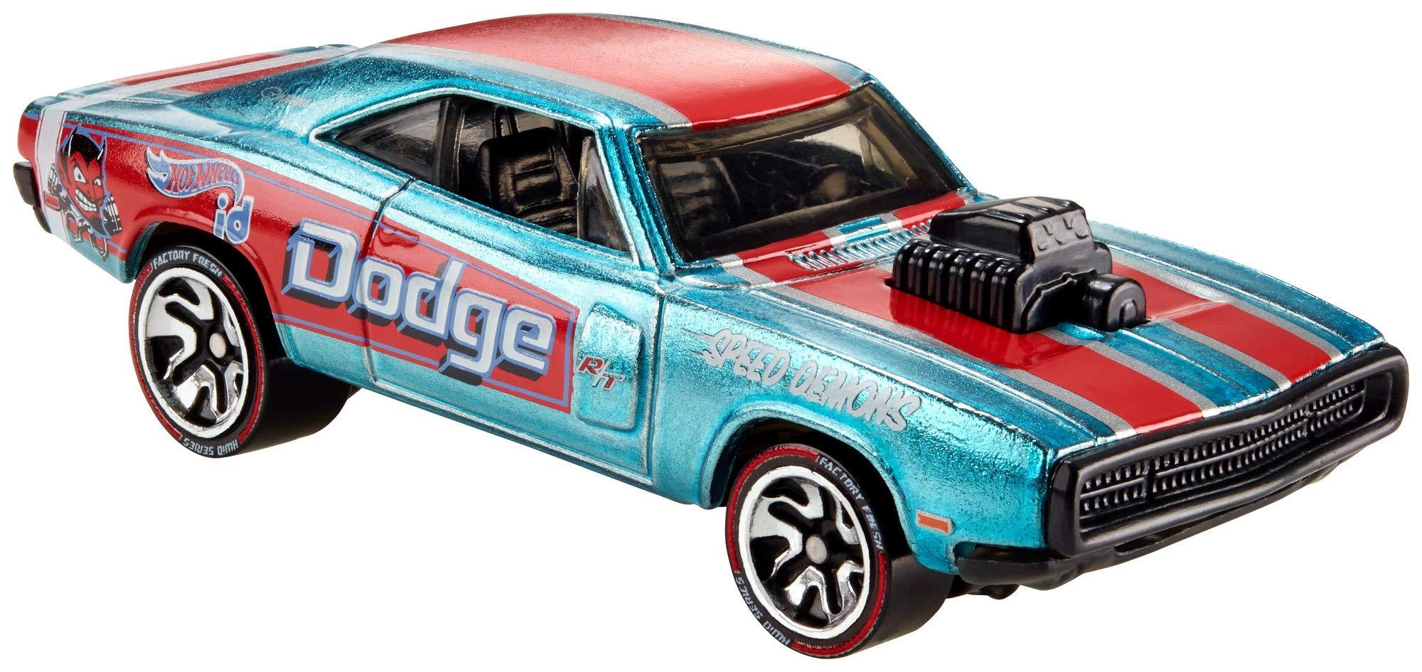 Hot Wheels ID 70 Dodge