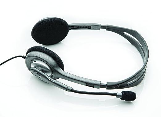 31 opinioni per Logitech Stereo Headset H110 Cuffia,Microfono, Versione Italiana