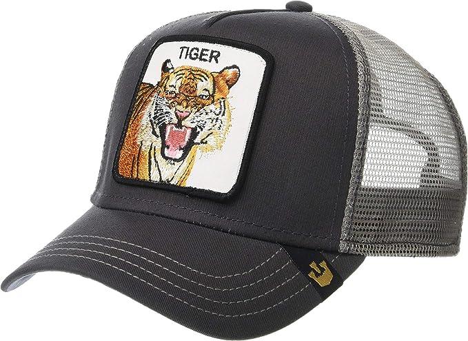 58b7f2c0f Goorin Bros.. | Cappello da Baseball Eye of The Tiger Grigio |  GOB_101-0335-GRY