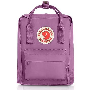 fånga känsliga färger bra passform Fjallraven Unisex Adults' Kånken Mini Backpack, Blue Ridge, One ...