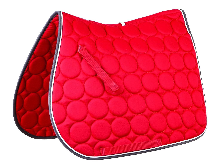Roma 円形カバー パッド B00KJA38L4 フル|Red/White/Charcoal Red/White/Charcoal フル