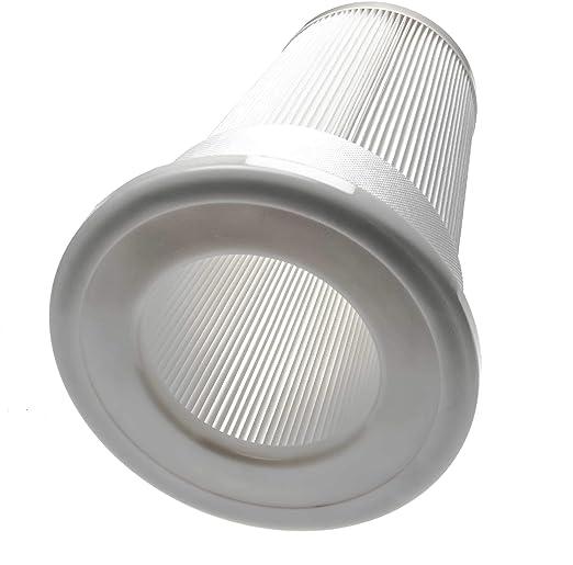 vhbw Filtro de aspirador compatible con Dustcontrol DC 1800, 2800, 2900 eco aspirador; filtro fino - poliéster: Amazon.es: Hogar