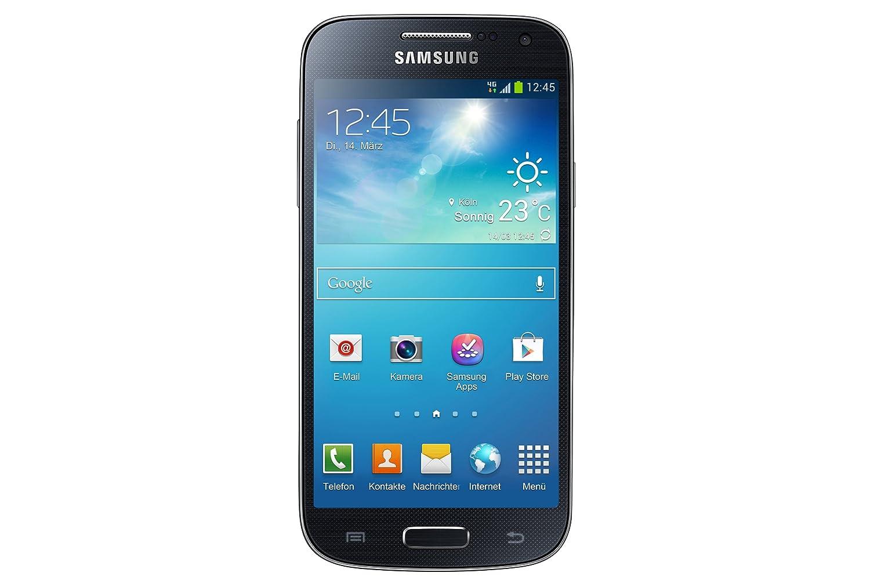 TALLA 8 gb. Samsung Galaxy S4 Mini - Smartphone Libre Android (Pantalla 4.3