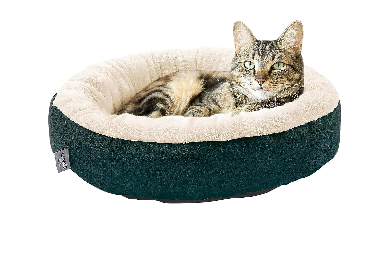 Amazon.com: Loves cabin - Cojín redondo para gato y perro ...